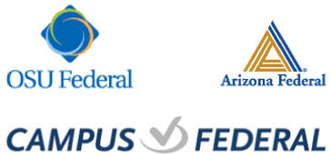 FCU logos with 'Federal' only