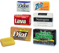 Banks: Less Differentiated Than a Bar of Soap