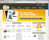 Zopa homepage