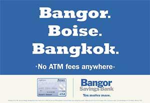 Bangor Online Banking >> Look at Bangor Savings Bank's Brand Identity