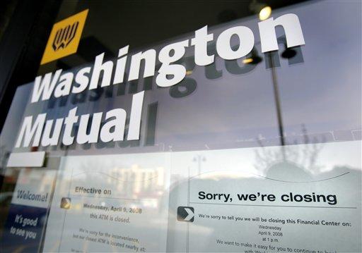 Washington mutual loans