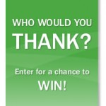 "Wachovia Asks, ""Who Would You Thank?"""