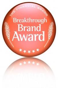 Breakthrough Brand Award