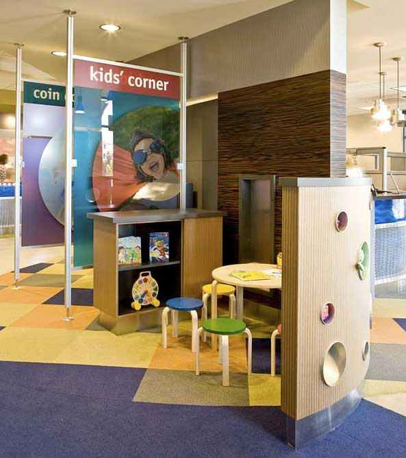 Partners Credit Union Branch: A High-energy Branch From Numerica Credit Union