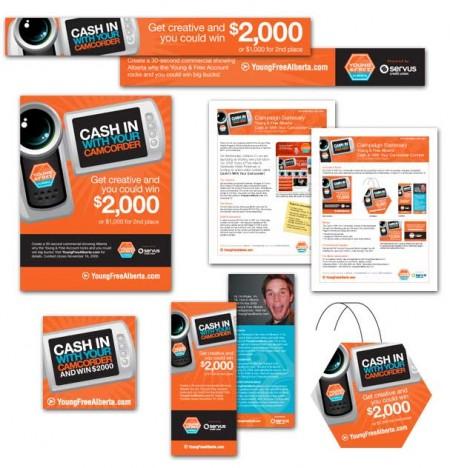 cash-in-marketing-materials