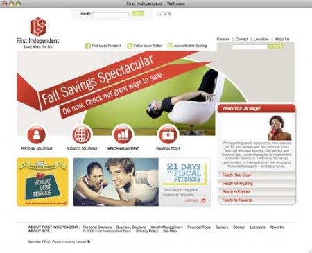 first-indy-website