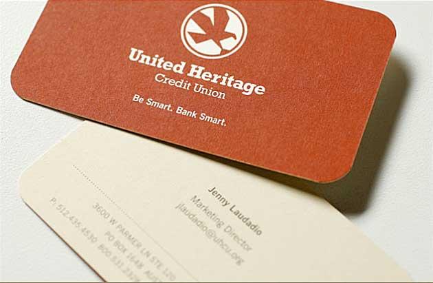 Rebranding United Heritage Credit Union s Identity