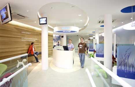 Branch showcase ge money bank red canoe ak 47s - How much money do interior designers make ...