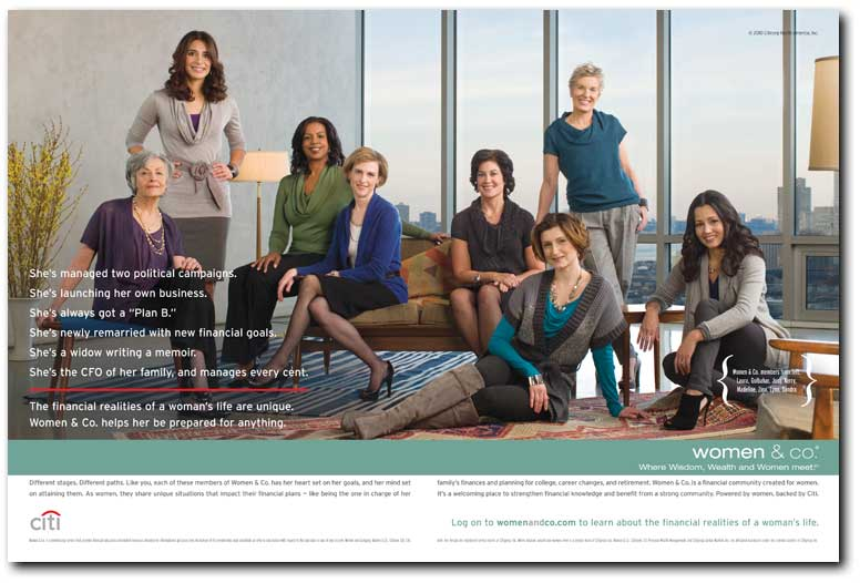 Citi S Women Of Women Amp Co