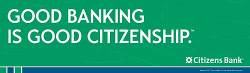 Citizens Brand 'Good Banking Is Good Citizenship'