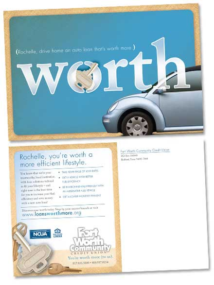 Navy Federal Auto Loan >> In Depth: Fort Worth Community Promo Campaigns