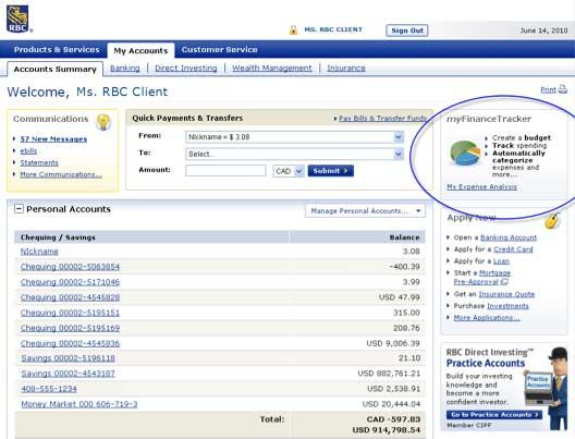 Maria Blog Rbc Banking Online