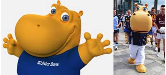 25 Bank Mascots