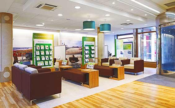 Branch Showcase M Amp T Green Bnz S Concept Store Td S