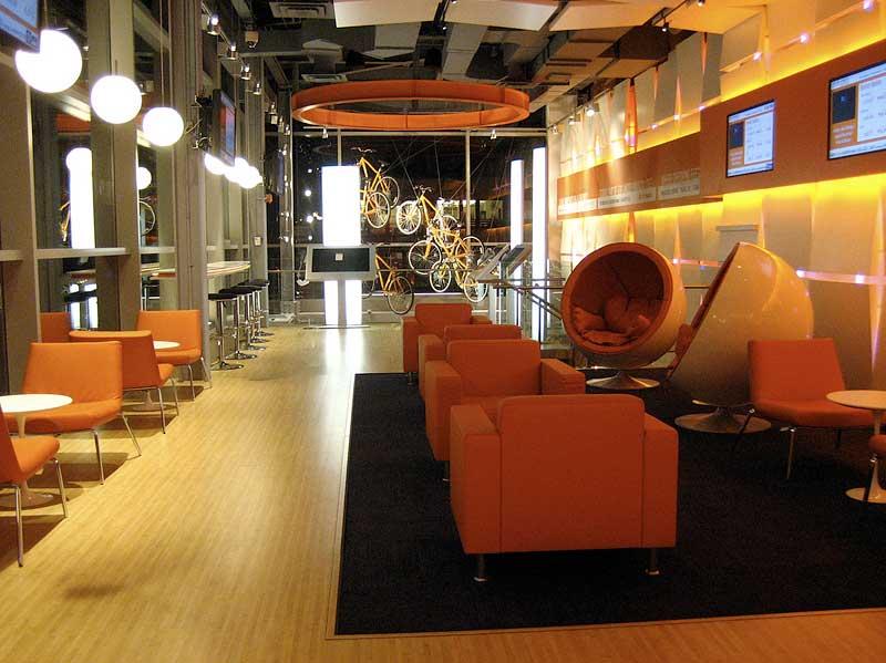 Ing Direct Cafe New York