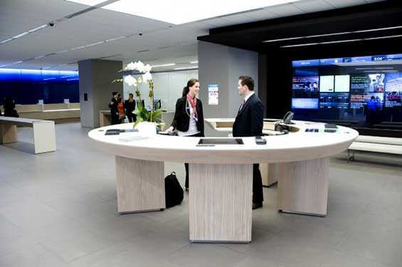 Citi rolls out its version of the apple store for Design strategy firms nyc