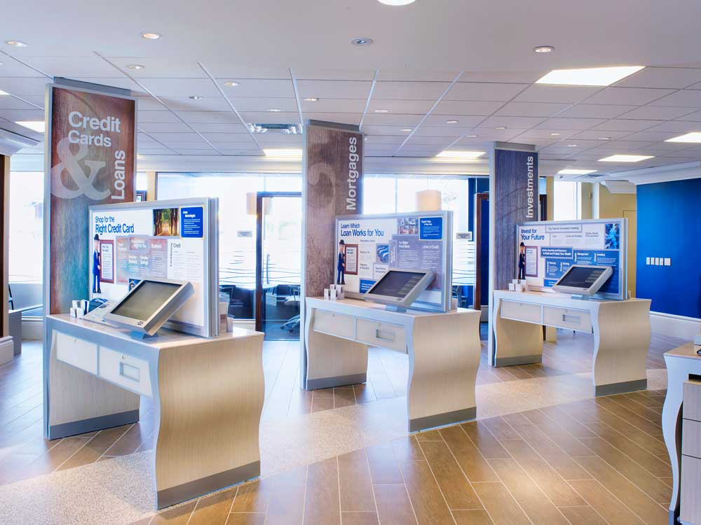 Rbc debuts new retail store concept - Small retail space design decoration ...