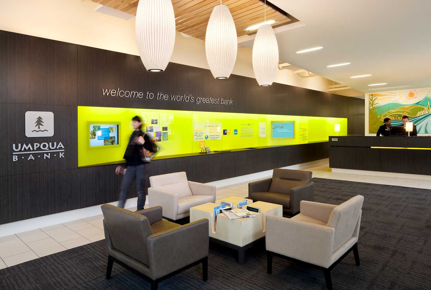 Umpqua Bank Debuts Next Generation Store Model