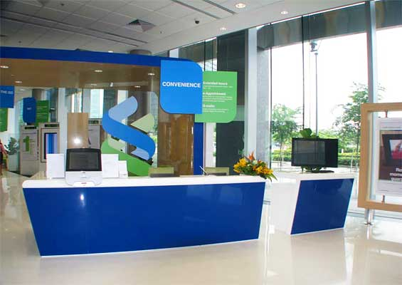 Standard chartered bank branches singapore / Best margin account rates
