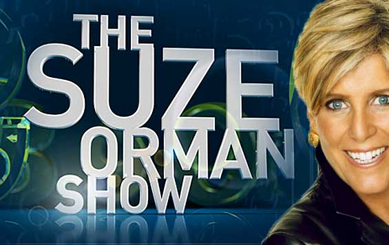 ... campaign starring world-famous personal finance expert Suze Orman.