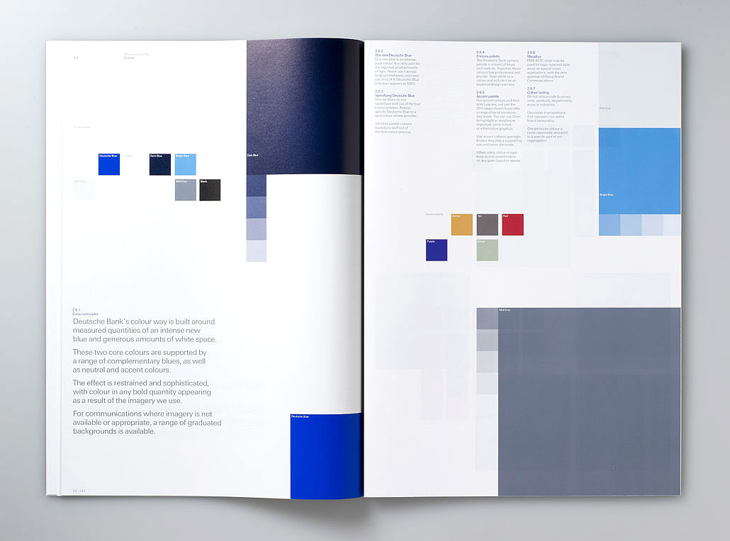 Peek Inside Deutsche Bank S Brandspace Strategy Amp Standards