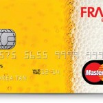 "FRANK by OCBC ""Bottoms Up"" Debit Card"
