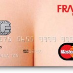 "FRANK by OCBC - ""Deep in the Valley"" Cleavage Card Design"