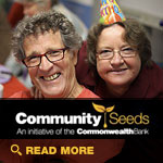 Commonwealth Bank - Community Seeds Facebook Promo