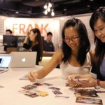 FRANK by OCBC Store - Two Women Shopping for Debit Cards