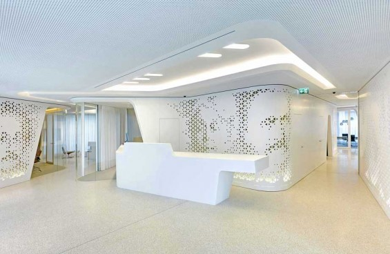 Union Rooms Web Design