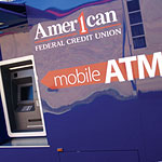 Mobile ATMs: Banks on Wheels