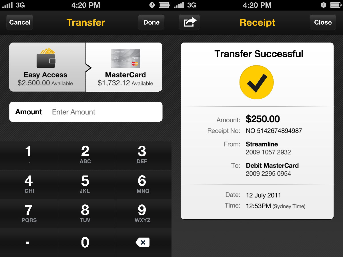 commonwealth bank mobile banking