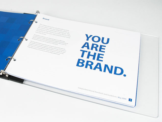 How To Brand Books For Retail Financial Institutions