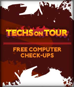 members get free pc support from gte federal s techs on tour roadshow. Black Bedroom Furniture Sets. Home Design Ideas