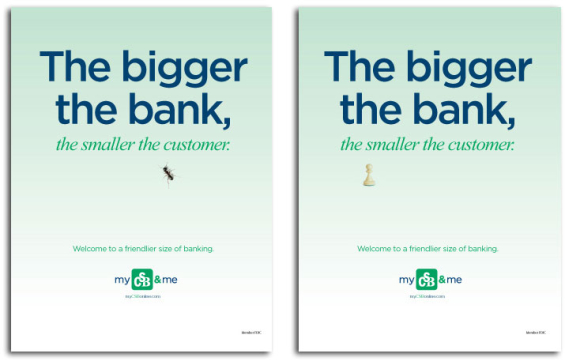 banks advertising campaigns A new banks belong to you campaign will remind australians that 80pc of bank  profits are returned to them via dividends.