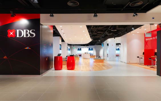Dbs Bank Flagship Branch Design Strategy on Interactive Floor Plan Design Service