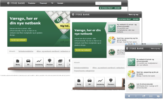 Responsive Web Design For Financial Institutions Fad Or
