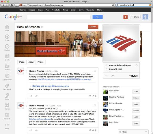 google_plus_bank_of_america