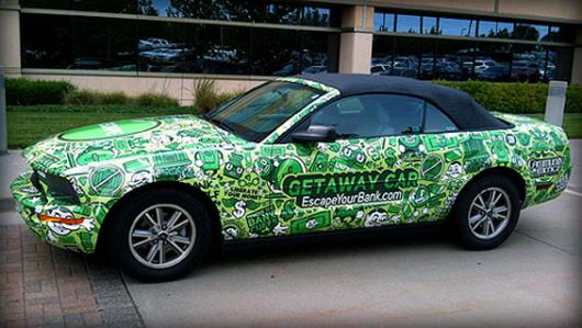 communityamerica_getaway_car