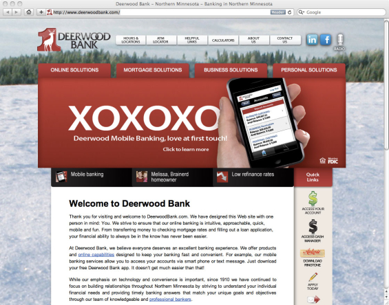 deerwood_bank_website