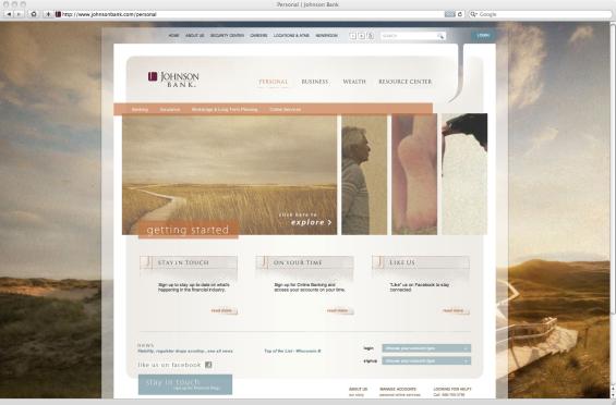 johnson_bank_website