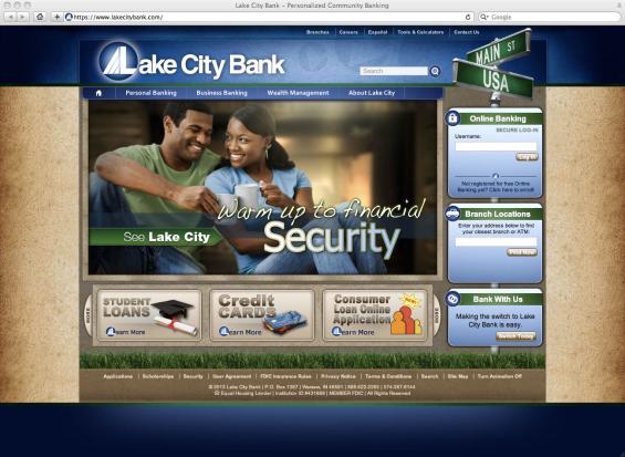 lake_city_bank_website