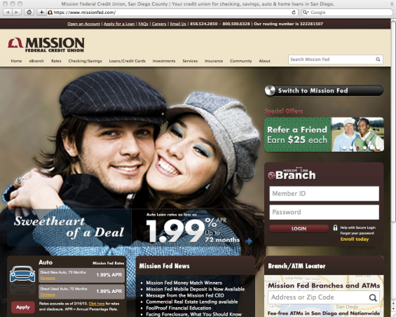 mission_federal_credit_union_website