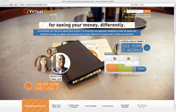 50 Of The Most Spectacular Website Designs In Banking