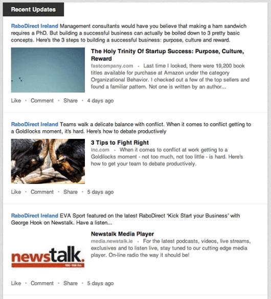 rabo_direct_linkedin_page