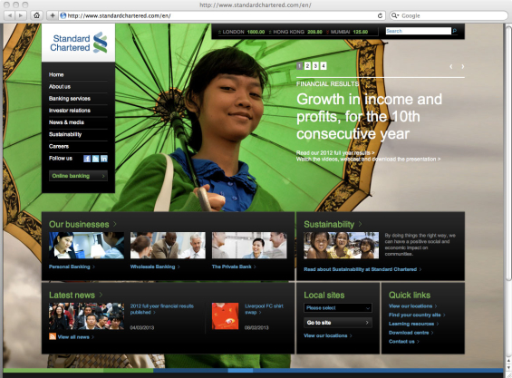 standard_chartered_website