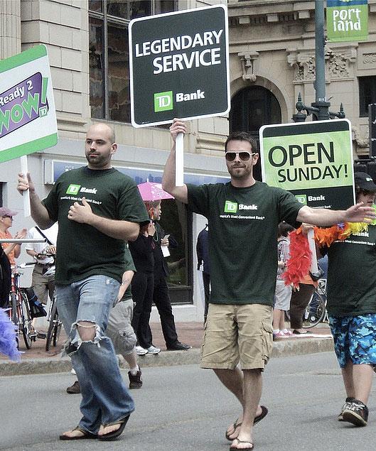 td_bank_gay_pride_parade_signs