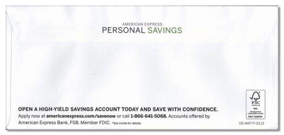amex_high_yield_savings_account_envelope_back