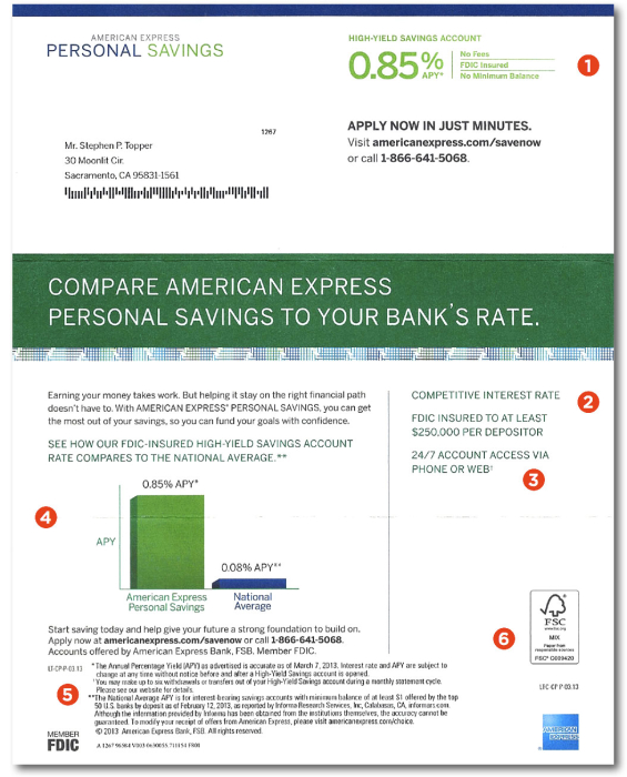 Direct Mail Clinic Designing Bank Marketing Envelopes