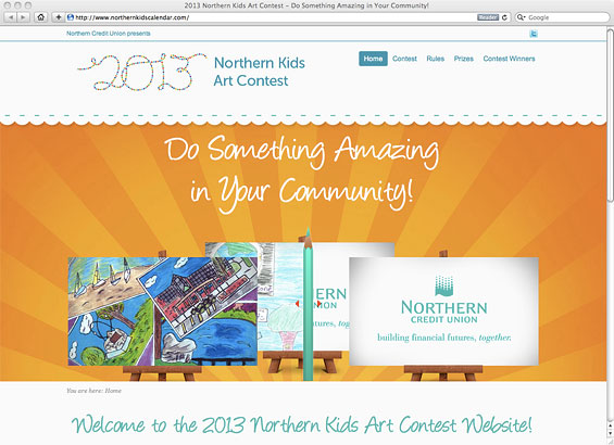 northern_credit_union_coloring_contest_microsite